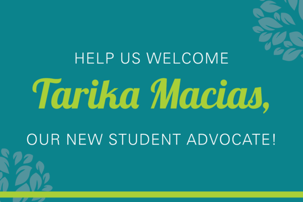Tarika Macias welcome